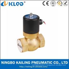 Haute qualité faite dans la valve électromagnétique pneumatique de la Chine pour la vapeur
