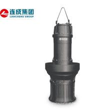 Bomba Submersível de Fluxo Mista ou Axial