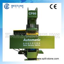 Máquina de estampagem de pedra automática Bestlink