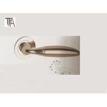 Aluminum Handle with Zinc Alloy Escutcheons TF 2525