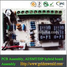 Tablero de control electrónico personalizado para el campo médico Asamblea de PCBA