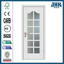 JHK High Quality Frosted Glass Interior French Door