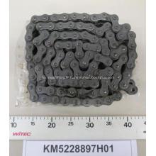 Chaîne d'entraînement de main courante pour escaliers mécaniques KONE KM5228897H01