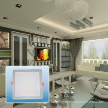 Lâmpada LED / Double Color Square COB Light