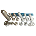 Stainless Steel Hex Bolt And Nut Accessories