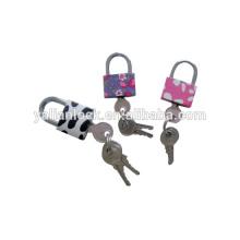 Cute colorful mini padlocks