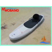 Simples inflável stand up paddle board, softboard