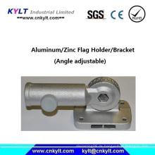 Aluminium Winkel Einstellbarer Flaggenhalter / Halterung