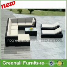 Новая секционная ротанговая уличная мебель
