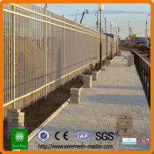 Villa Security Fence Zinc Steel Fence