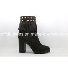 Fashion Comfort High Heel Women Boots for Elegant Ladies
