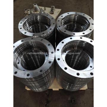 Bride à plaque plate DIN2502/DIN2503/DIN2576 DIN 2502/DIN 2503