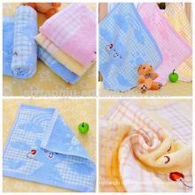 Alta absorvência 100% toalha de prato de algodão, toalha de prato de cozinha