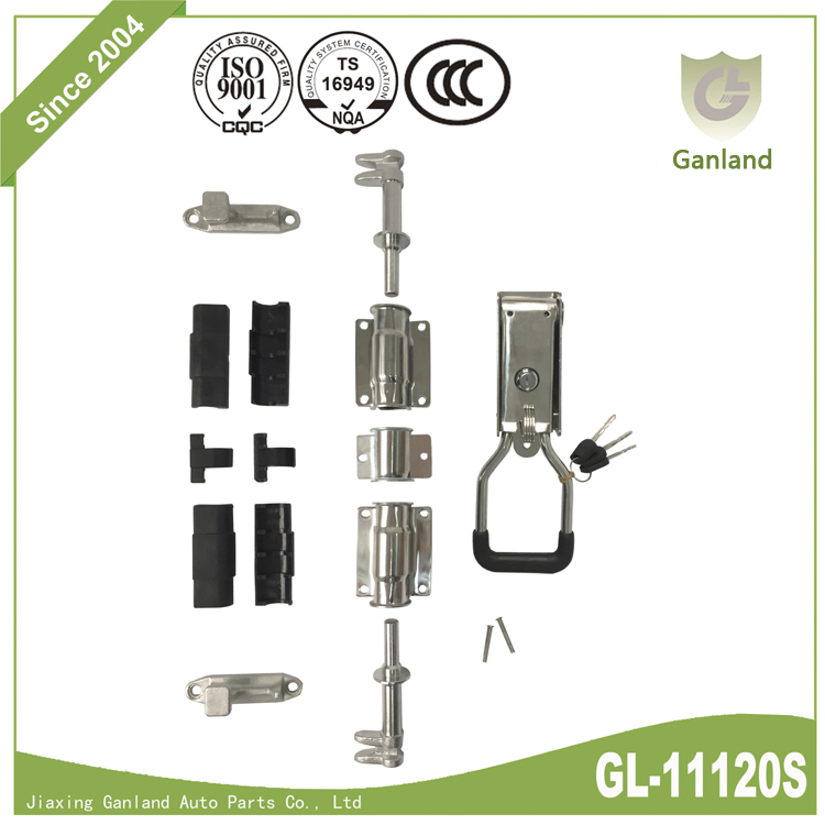 Refrigerated Truck Door Lock