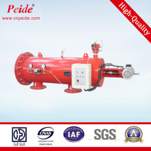 600t / H 1.6mpa 80micron 220V50Hz Kühlturm Wasserfilter (ISO9001: 2008)