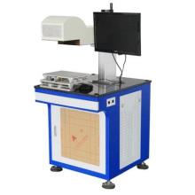 Machine de marquage laser CO2 pour IC et Botlles Marquage et impression