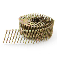 E.G 1 1/4 coil roofing nails for pallet