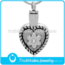 meaningful Cremation Urns pendant necklace,Keepsake Memorial Necklace Pendant