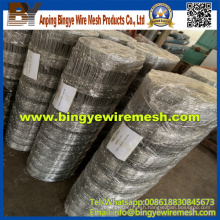 Grassland Field Wire Galvanized Hinge Joint Roll Fence