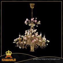 Russia Classical Brass Flower Decorative Light (MD0907-6)