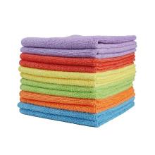 Essuie-mains en microfibre à tricoter chaîne complets