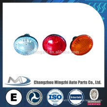 Round Bus Rear Lamp Tail Light Bus Parts with110 / 130 MM Diameter HC-B-2085