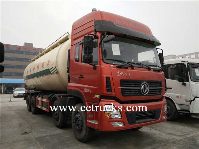 Dongfeng Bulk Powder Tank Trucks
