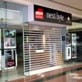 Commercial Storefront Crystal Shutter Door