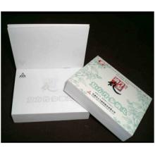 Logo imprimé de notes collantes de couverture rigide, 75X75mm 100sheets
