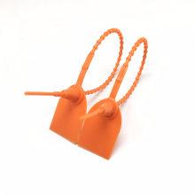Sellos autoblocantes, Longitud de 280 mm, Etiqueta de sello de plástico, Sellos de plástico
