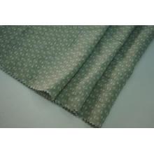 Rayon Polyester Slub Natural Crease Tencel Print Fabric