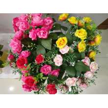 Factory Direct Sales of Silk Flower