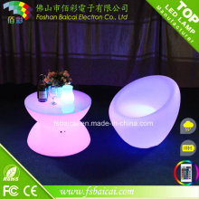 LED Light Furniture&LED Coffee Table&LED Bar Table