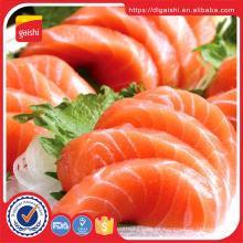Congelado Natural Chum Sea Fresh Salmon