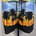 Sunset Beach gemusterte Boardshorts