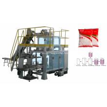 Máquina de envasado secundario de bolsas tejidas de azúcar