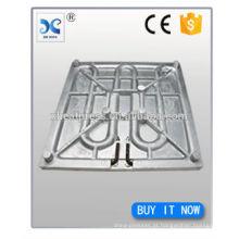 38 * 38Cm Movable Electic Casting alumínio aquecimento platina para Heat Press Machine