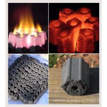 Forma de Lump e Barbecue carvão para churrasco para venda
