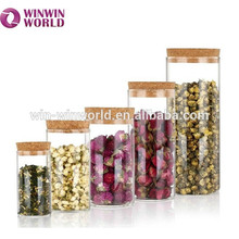 Top Selling Glass Coffee Tea Sugar Canister Sets