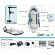 Completo Set barco inflable con Airpillow