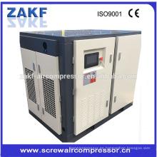 compresor de aire de tornillo de la corriente ALTERNA accionado por aire del mini compresor de aire
