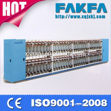 High speed polyester filament yarn TFO friction spinning machine