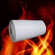 Ceramic Fiber Wool Aerogel Blanket for Thermal Insulation