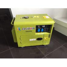 Generador diesel de alta calidad, 220V, guardar silencio