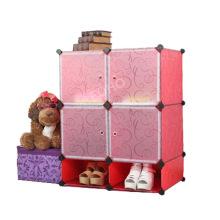 Alargue el armario simple del tamaño DIY con los paneles tamaño 45X35cm