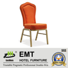 Nueva silla de Benquet de la tela con el respaldo cómodo (EMT-515)