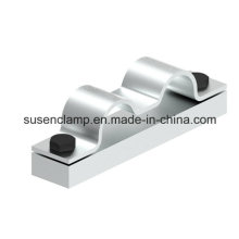 Twin/Double Series Steel Pipe/Hydraulic Clamp Two Bolts