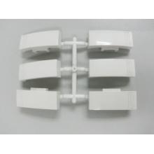 Molde de botão de soquete de plástico para interruptor de parede
