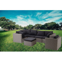 comfortable rattan sofa set