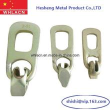 Embrayage en anneau de levage de tête de cabestan préfabriqué (2.5T zingué)